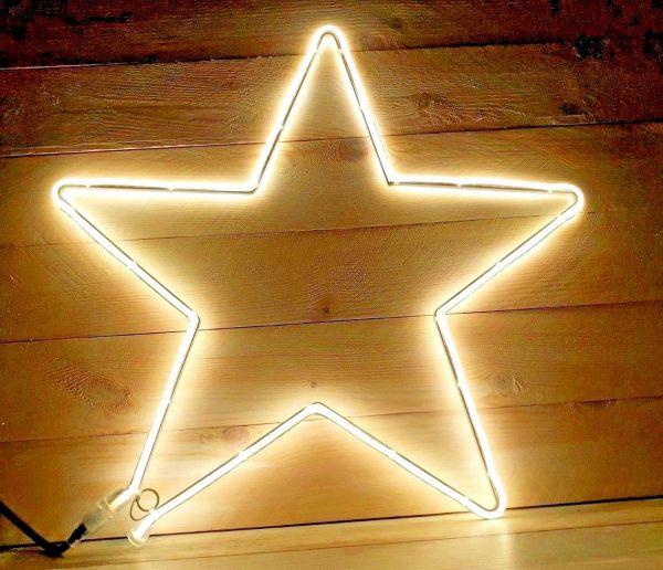 LED Stern Lichtschlauch für innen und außen SMD Technik