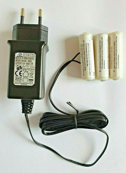 Batterie Ersatz Adapter 2 oder 3 AA Batterien