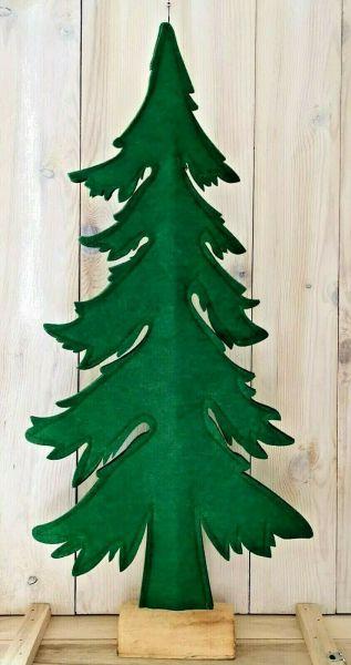 Filz Tannenbaum Weihnachtsbaum 64cm