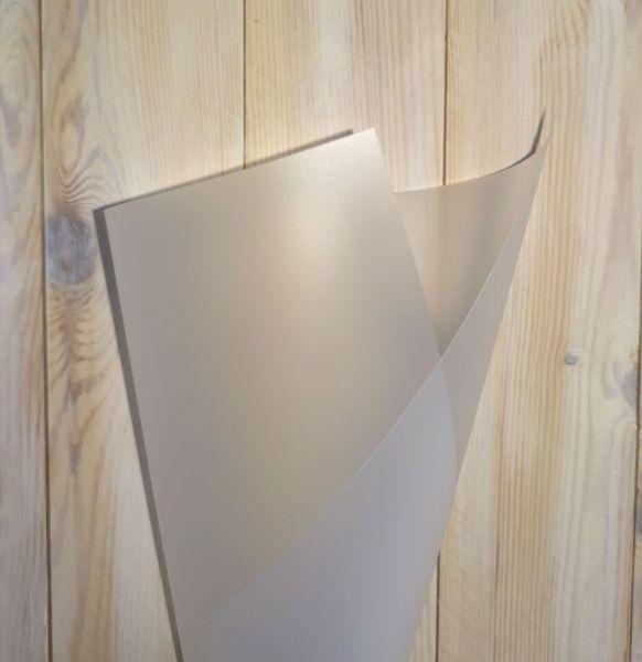 Transparente Folie für Feenflügel 430 x 330mm