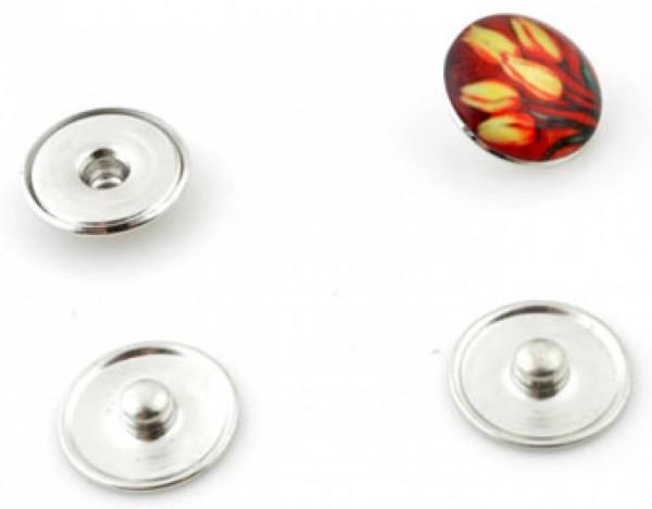 1 Druckknopf Unterteil zur eigenen Double Bead Click Gestaltung 12480