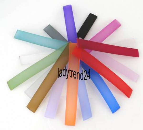 16 x 7,5cm Kautschukband PVC Mega Mix bunt 1800