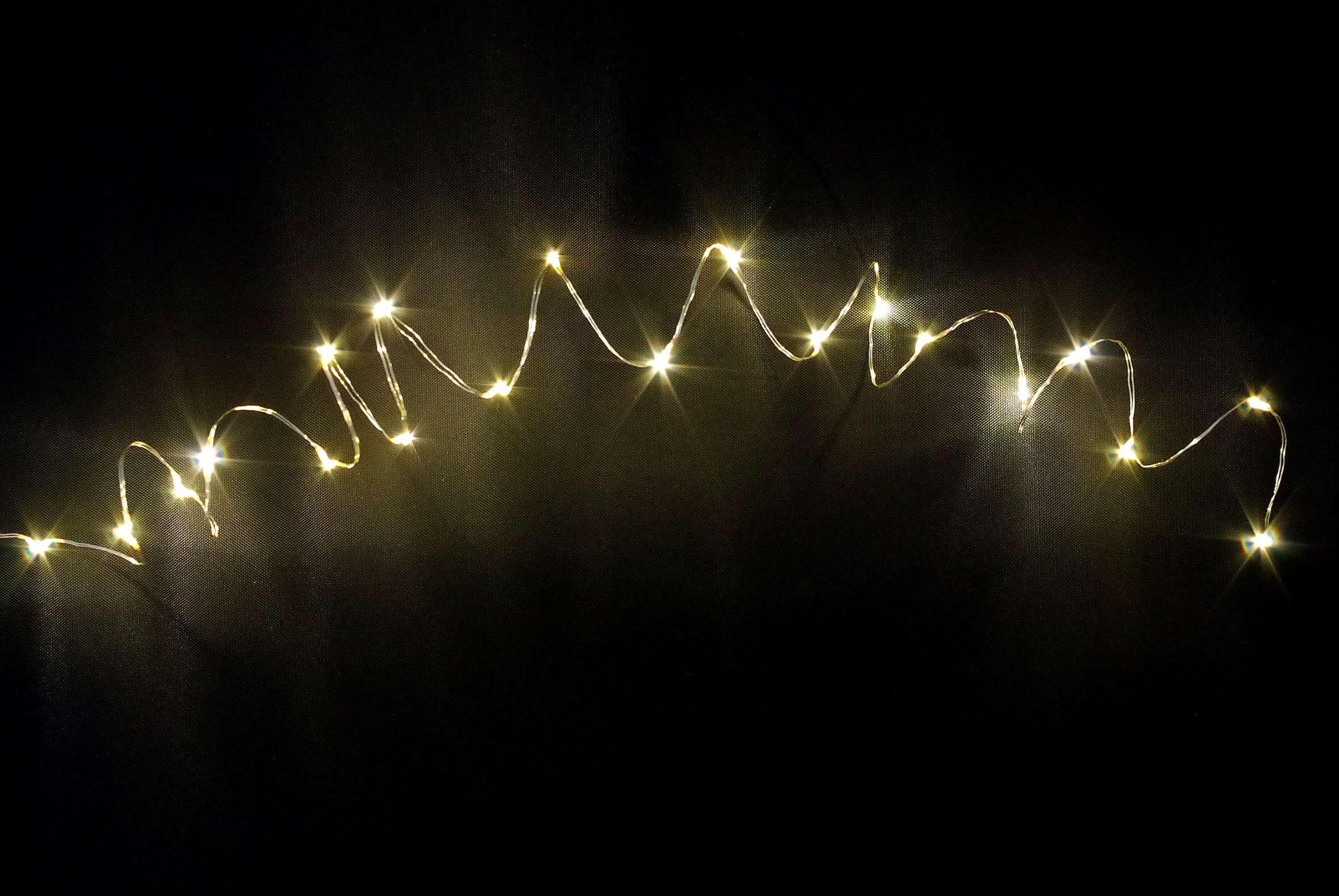 led lichterkette mit timer