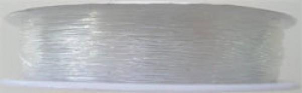 1 Rolle elastischer Nylon 12m transparent 0191