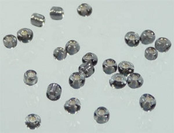 Rocailles 2mm 25g grau 2210