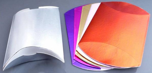 6 Geschenkschachteln im Farbmix 10320